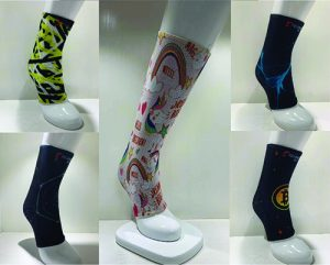 stance compression sleeves for ankle