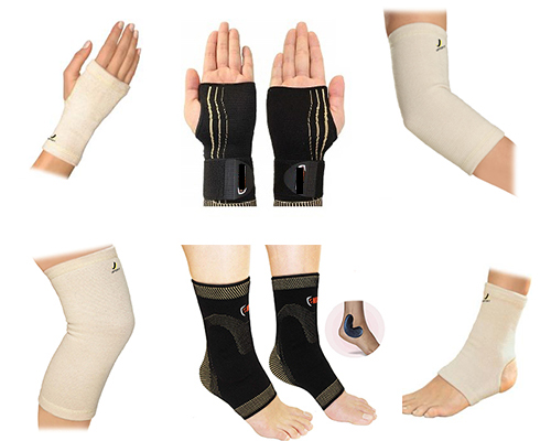 copper compression sleeves
