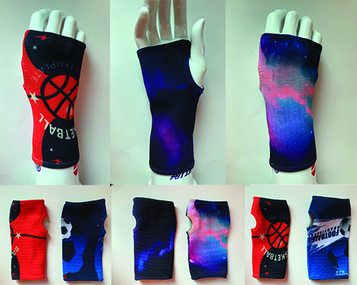 stance compression wrist sleeves